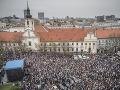 Iniciatíva Za slušné Slovensko: Odvolanie Gašpara je teraz zodpovednosťou premiéra