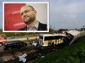Šokujúca správa po tragickej nehode autobusu na R1: Zahynul aj známy spisovateľ (†44)