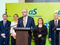 Slovenská národná strana je pre bezpečnosť Slovenska katastrofou, konštatuje SaS