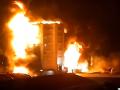 VIDEO Obrovský požiar v Taiwane: Pre hasičov sa horiaci závod stal pascou, sedem mŕtvych