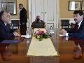 Orbán pred prezidentom: Dvojtretinovou väčšinou budem slúžiť trom tretinám Maďarov