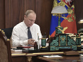 Putin zložil v Kremli ďalší prezidentský sľub: Na slávnosti boli tisíce hostí
