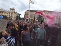 Masové demonštrácie proti Orbánovi: Charakterizuje ich frustrácia opozície, tvrdí analytik