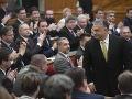 Maďarsko má staronového lídra: Viktor Orbán sa opäť ujal postu premiéra