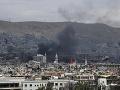 Vojenskú základňu v Sýrii napadli: Stala sa terčom raketového útoku, tvrdí Damask