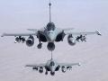 Akcia irackého vojenského letectva: Zničilo veliteľské stanovište Daeš v Sýrii