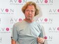 Maroš Kramár na tlačovke k Pochodu za zdravé prsia priznal, že jeho rodinu zasiahla rakovina.
