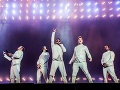 Slávni chlapci Backstreet Boys