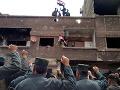 Armáda a polícia v Sýrii oslavujú: Podarilo sa im oslobodiť celý Damask