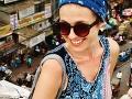 ROZHOVOR Blogerka a cestovateľka
