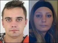Zavraždený Filip a jeho sestra Veronika