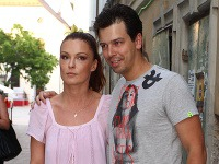 Elena Podzámska a Matej Chren sa rozišli.