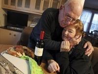 Marsha Kreuzmanová pripravila pre svojho osloboditeľa vianočné darčeky.
