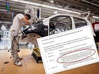 Zlé správy pre zamestnancov VW.