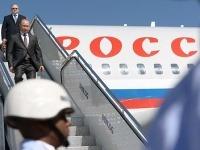 Putinovo lietadlo sa vraj minulo so zostreleným boeingom