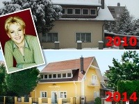 Z domu, v ktorom kedysi žila Edita Sipeky, je dnes krásny penzión.