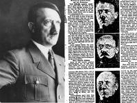 Hitler utiekol z Nemecka a zmenil identitu