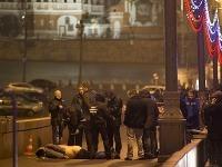 Zomrel vodca ruskej opozície Boris Nemcov