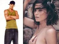 Channing Tatum by sa uživil aj ako fotograf. Jeho žena Jenna Dewan mu pózovala bez šiat.