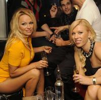 Pamela Anderson v spoločnosti Gabiky Drobovej.