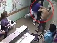 Pacient dostal od lekára poriadnu ranu