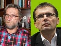 Exminister zaútočil na známeho politológa