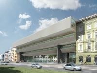 Takto bude vyzerať budova Slovenskej národnej galérie po rekonštrukcii.