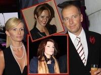 Boris Kollár je známy tým, že miluje krásne ženy.