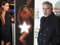 Lisa Snowdon, ktorej podľahol aj George Clooney, sa má čím pochváliť.