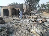 Po útoku Boko Haram na dedinu v Nigérii zomrelo 65 ľudí.