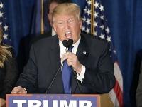 Donald Trump robí v USA poriadny prievan.