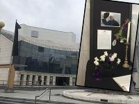 Rozlúčka s Leopoldom Haverlom sa koná v novej budove SND.