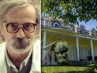 Štefan Kožka predáva vilu, v ktorej žil s manželkou a dcérou.