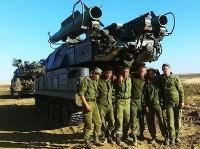 Kto z ruských vojakov dal povel na vystrelenie rakety?