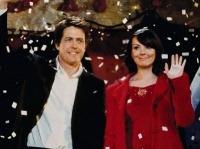 Hugh Grant a Martine McCutcheon stvárnili vo filme Láska nebeska zaľúbencov.