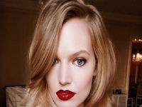 Jedna z najkrajších žien slovenského šoubiznisu, modelka Kristína Krajčírová