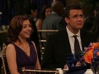 V seriáli Ako som spoznal vašu mamu bola ženou Jasona Segela kolegyňa Alyson Hannigan.