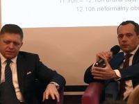 Fico vs. Procházka