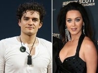 Orlando Bloom a Katy Perry