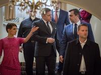 Fico s Dankom sú hlavní hráči zostavovaní pravo-ľavej koalície