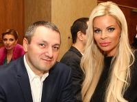 Silvia Kucherenko s manželom Sergejom