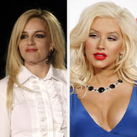Britney Spears a Christina Aguilera
