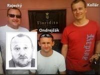 Kollár s Rajeckým (aj na foto z mafiánskych zoznamov) a Ondrejčákom