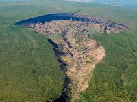 Kráter Batagaika
