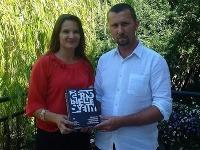 Tatiana Podolinská a Tomáš Hrustič