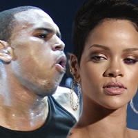 Chris Brown zmlátil Rihannu!