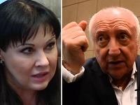 Patrasová tvrdí, že Slováček si má na Slovensku vydržiavať ďalšiu milenku.