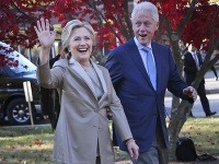Hillary a Bill Clintonovci