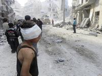 Obyvatelia Aleppa majú vážne podozrenie: Použili na nás smrtiaci plyn! thumbnail
