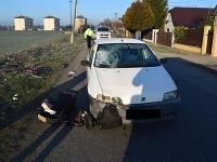 Nešťastná nehoda v obci Lehnice